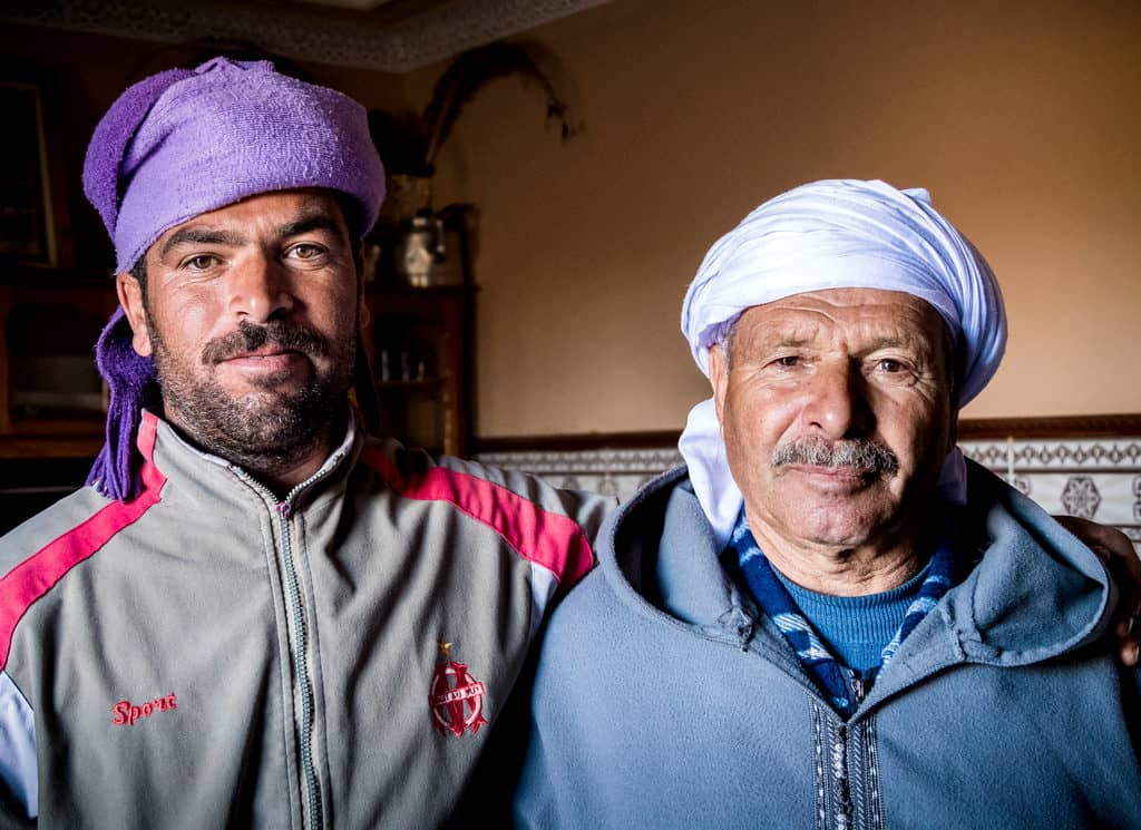 Portrais of Morocco - Journal of Nomads