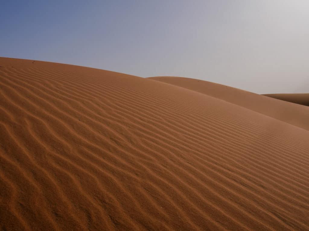 Sahara desert Morocco - Journal of Nomads