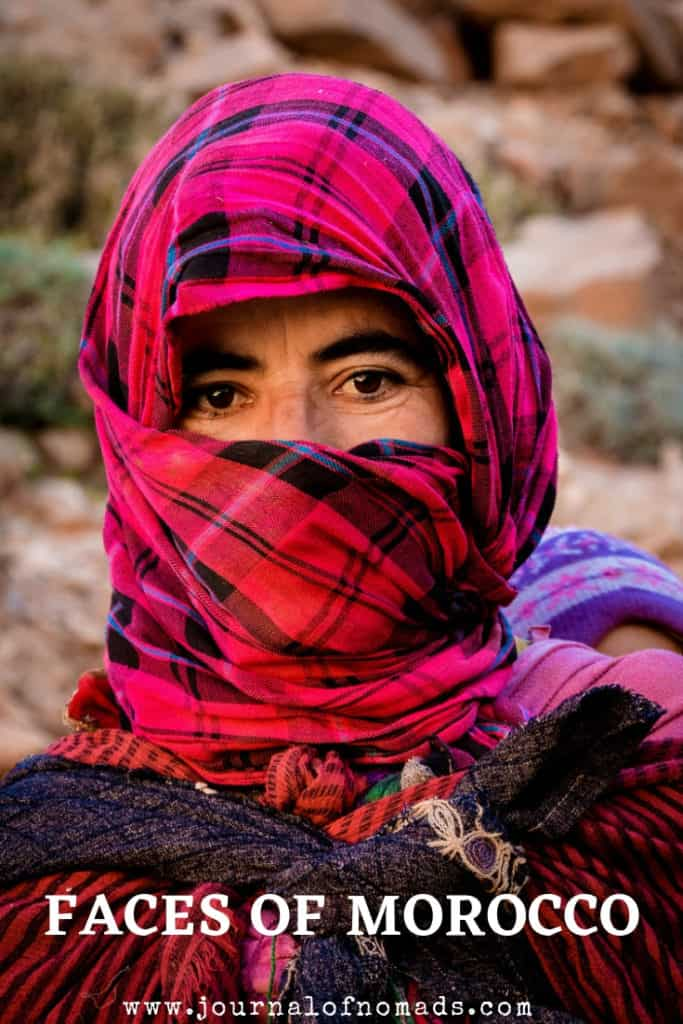 How to photograph people in Morocco - Faces of Morocco - Photography tips Morocco - Journal of Nomads