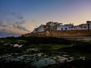 Best and Cheapest hostels and budget hotels in Essaouira - Morocco - journal of nomads