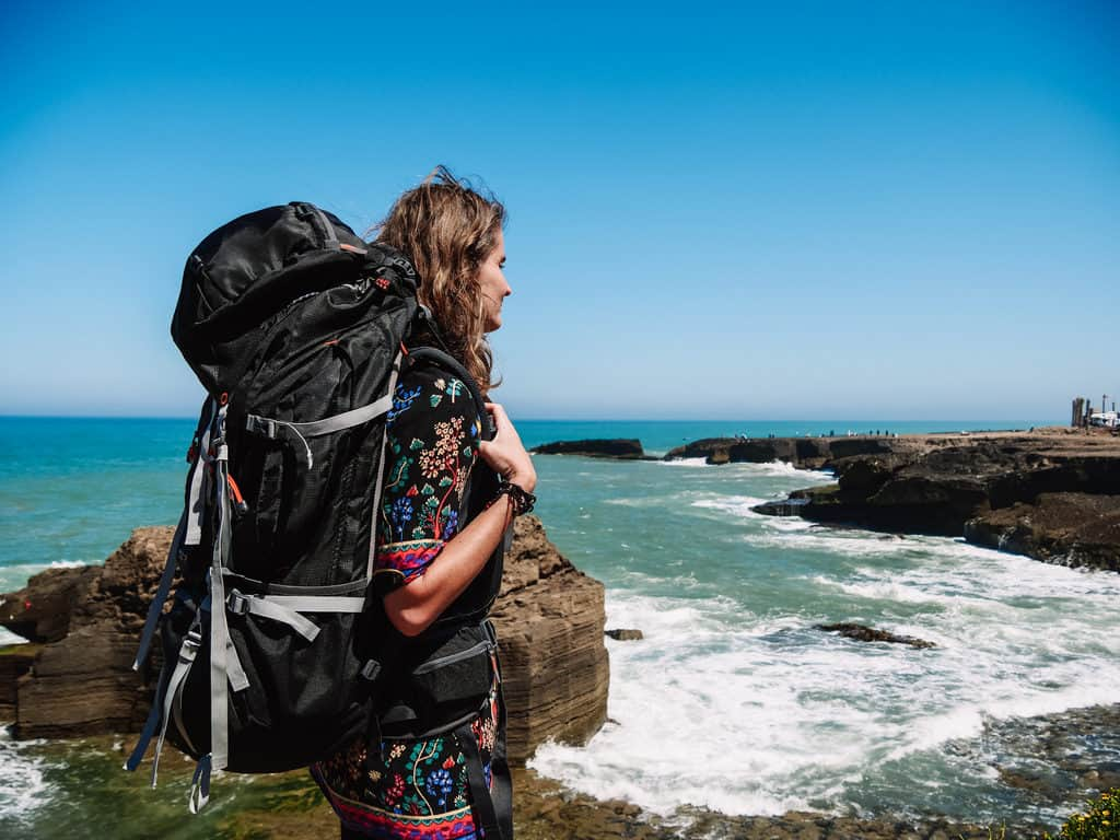 Best backpack for hiking - Campz - Journal of Nomads