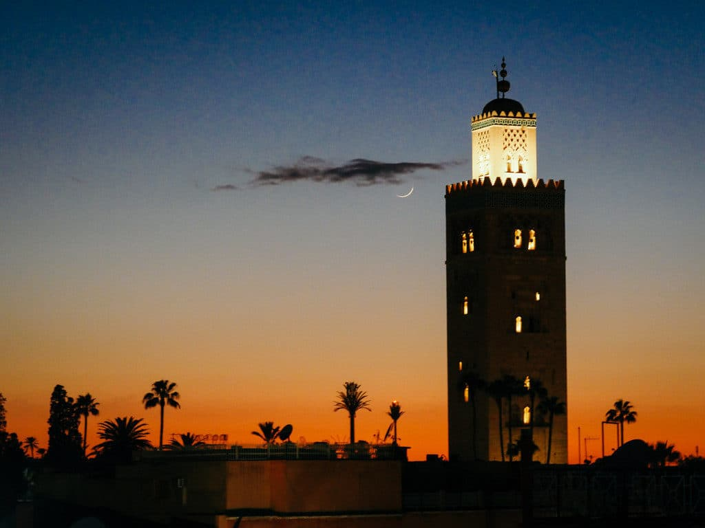 How is it to travel to Morocco during Ramadan?