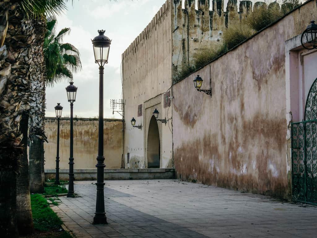 Palace Meknes Morocco - journal of nomads