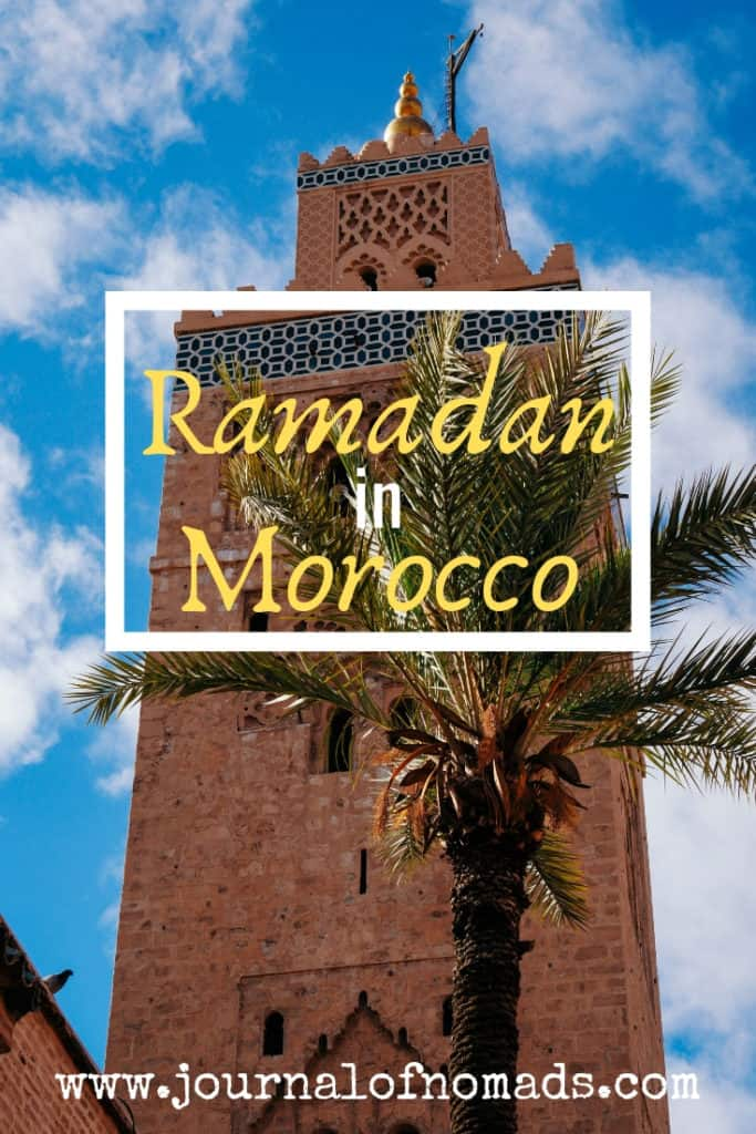How is it to travel in Morocco during Ramadan - journal of nomads