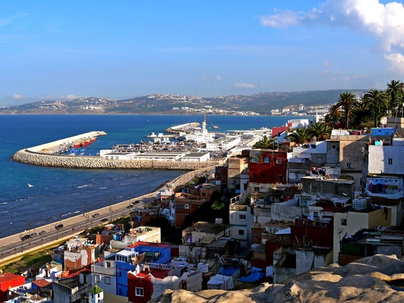 The 8 Cheapest and Best Hostels and Budget Hotels in Tangier - Morocco - journal of nomads