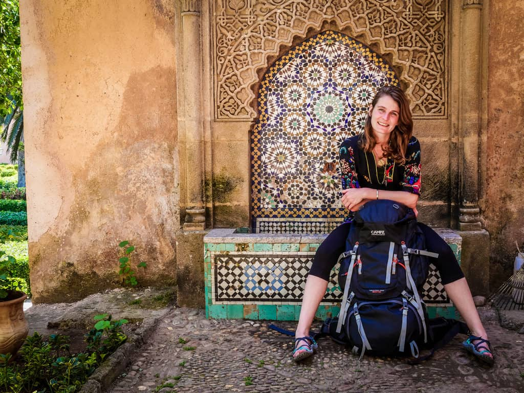Finding the best backpack for traveling