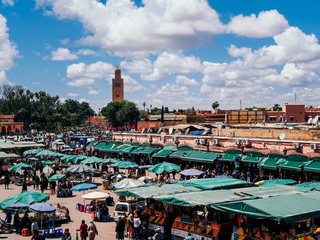 What are the best day trips from Marrakesh?