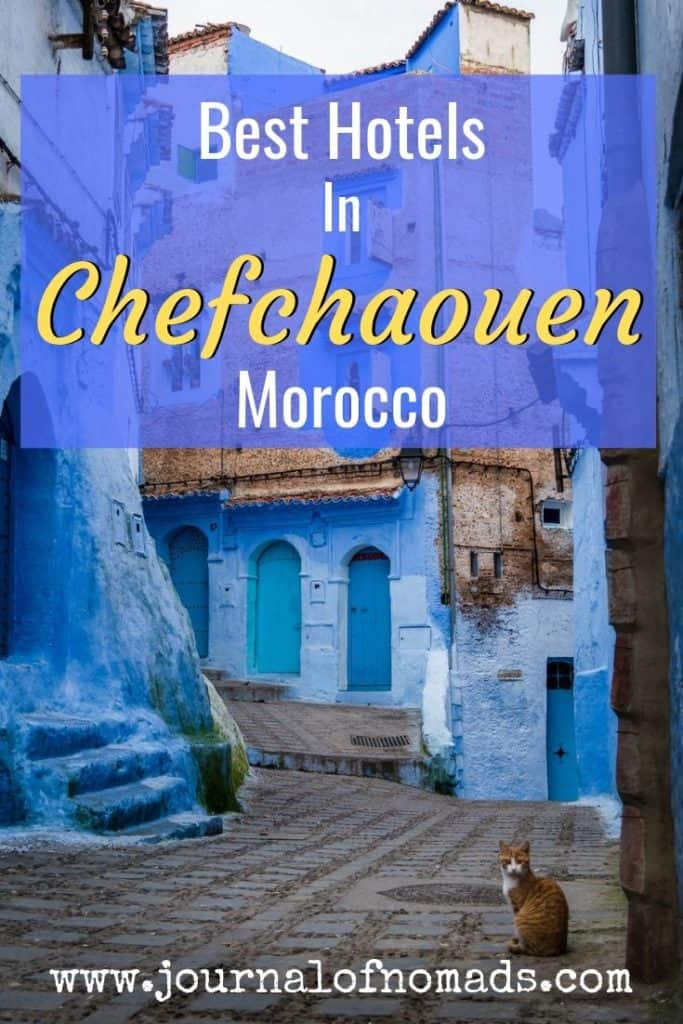 Where to stay in Chefchaouen - Best and Cheapest Hotels - morocco - journal of nomads