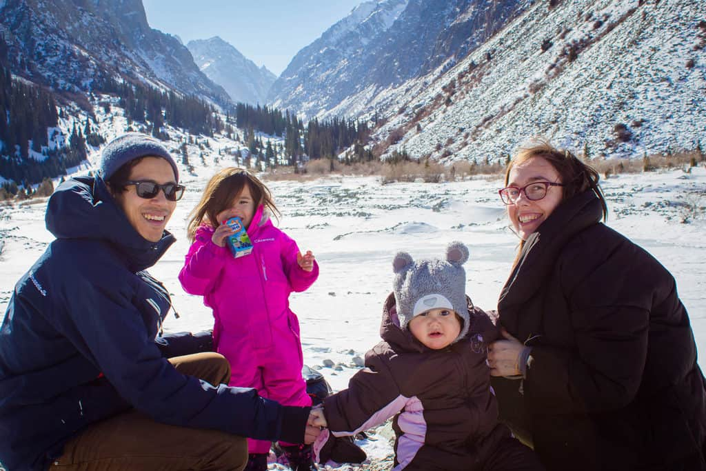 is Kyrgyzstan safe? - visit Kyrgyzstan with a family - Is Kyrgyzstan safe for a family? - journal of nomads