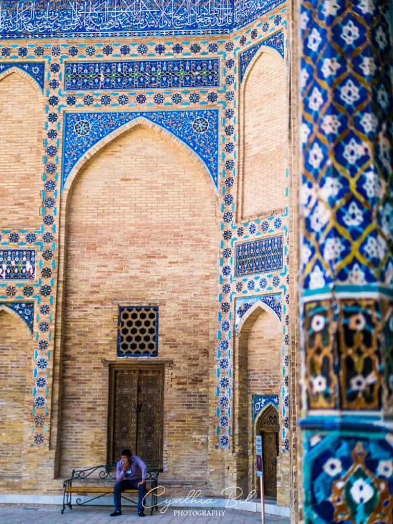 Gur-e-amir Samarkand Uzbekistan - Journal of Nomads