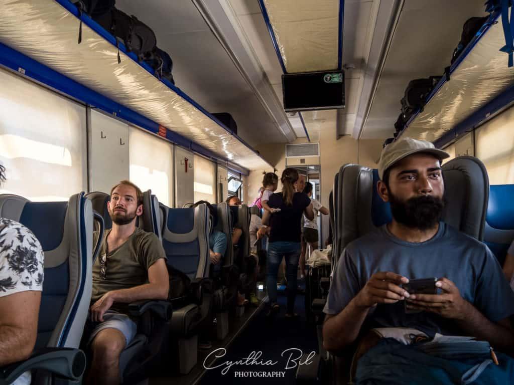 Sharq Train Uzbekistan - Getting around by train in Uzbekistan - Journal of Nomads