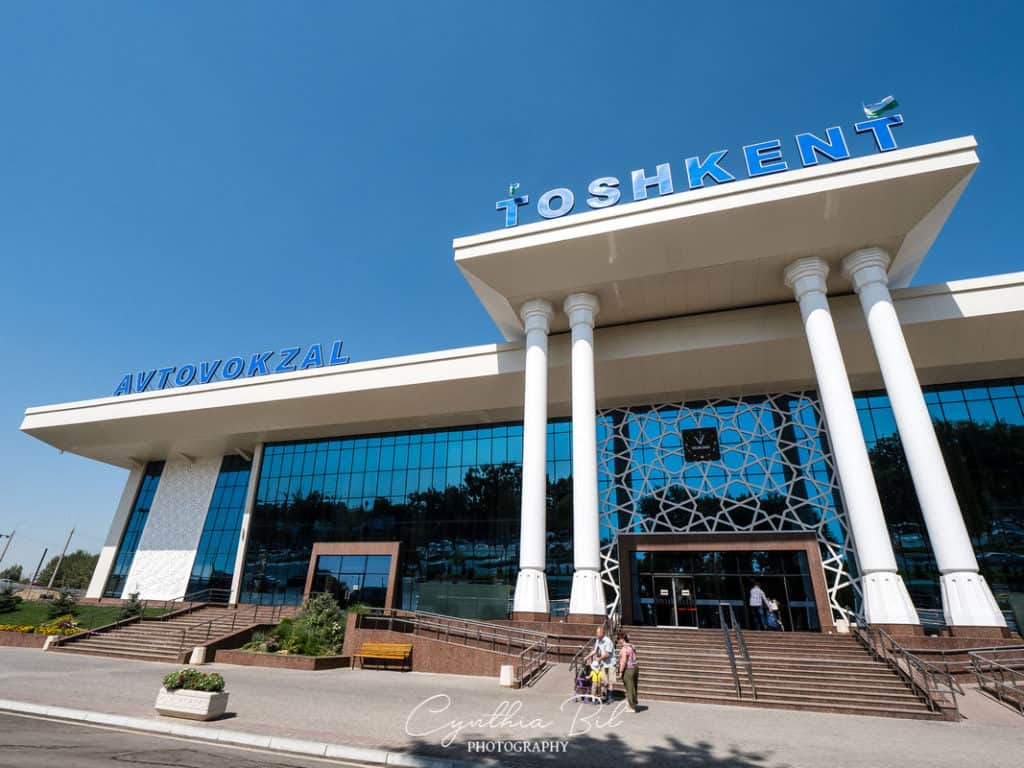 International Bus Station Almaty to Tashkent - Journal of Nomads