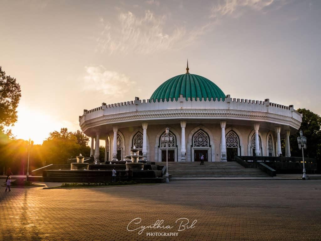 Almaty to Tashkent - Kazakhstan to Uzbekistan - Journal of nomads