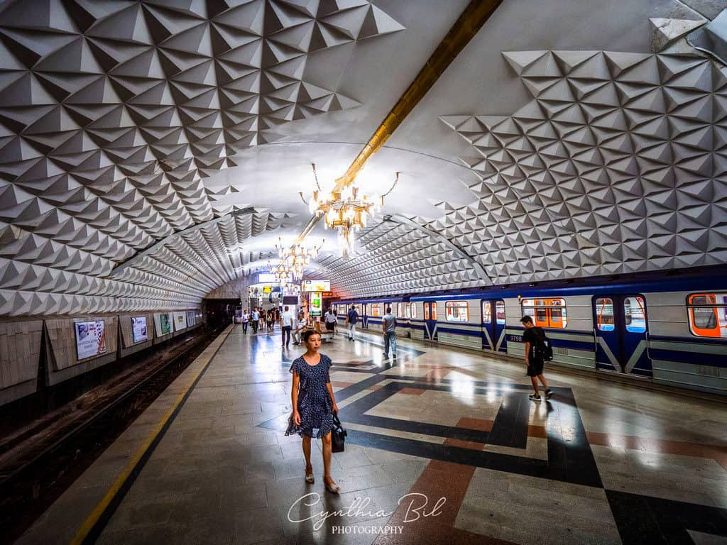 How to take the metro in Tashkent Uzbekistan - Journal of Nomads