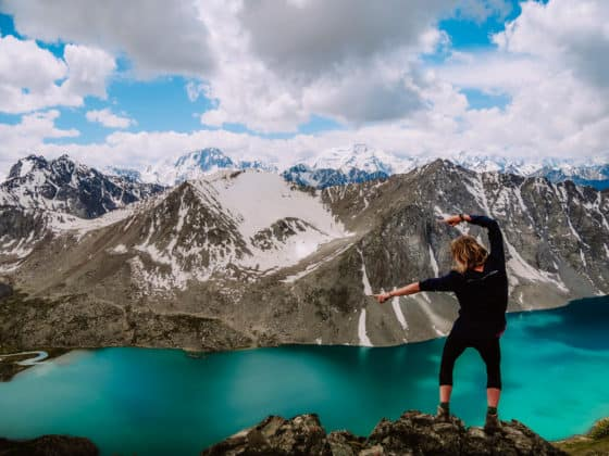 How to hike to Ala-Kul - An overview of our 4-day trek to lake Ala-Kul - Journal of Nomads