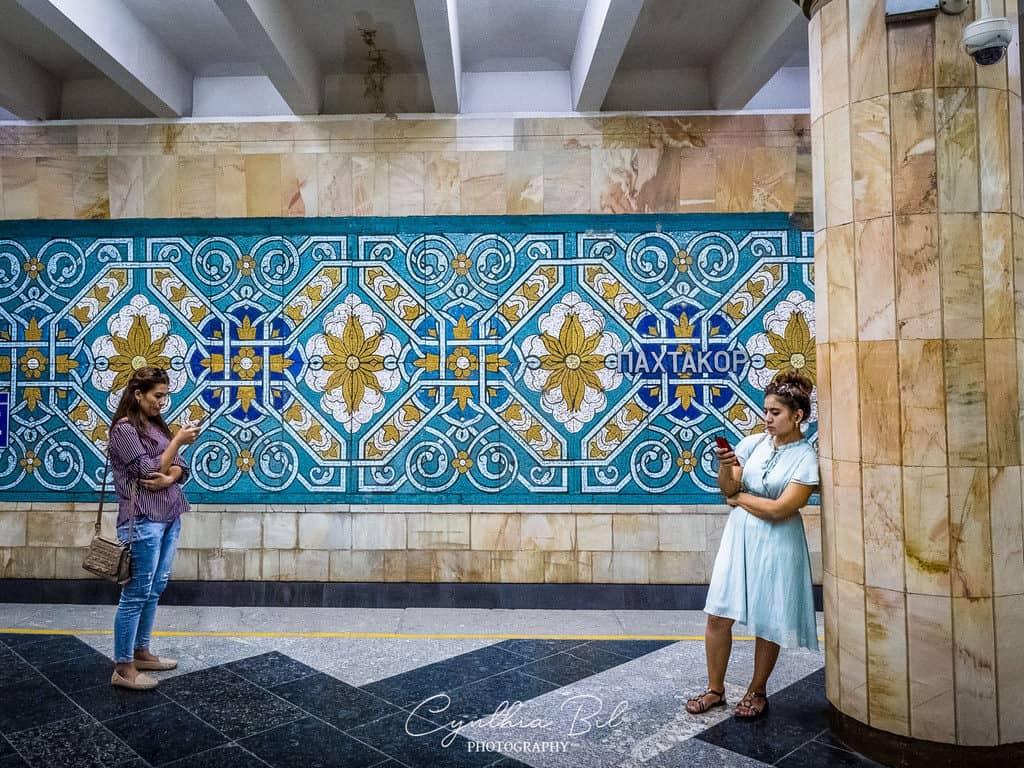 Paxtakor Metro Tashkent Uzbekistan - Journal of Nomads