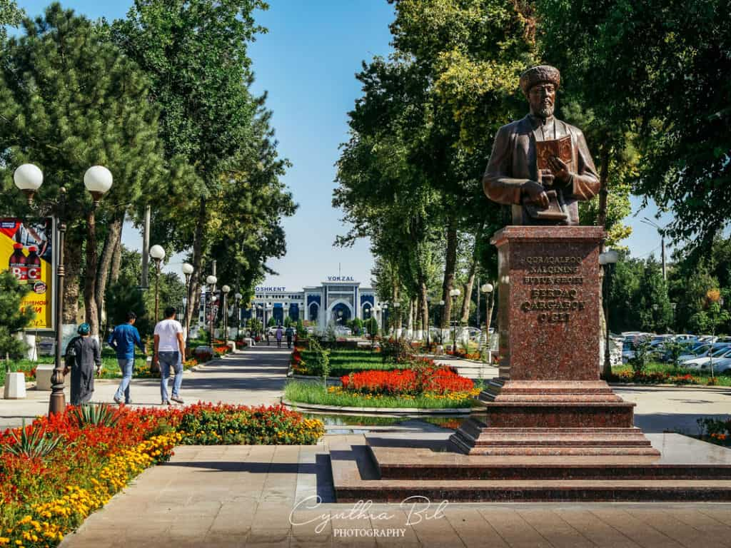 from Almaty to Tashkent by bus - Journal of Nomads