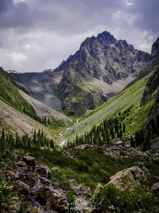 unspoiled nature Kyrgyzstan - Journal of Nomads