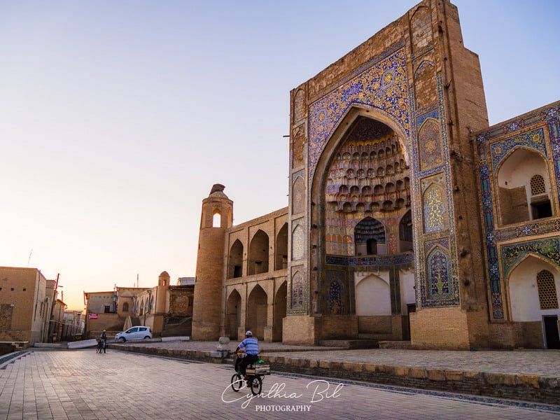 best places to photograph in Bukhara