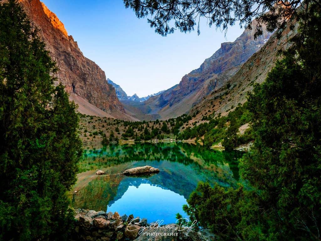 Alauddin Lakes Fann Mountains Tajikistan - Journal of Nomads