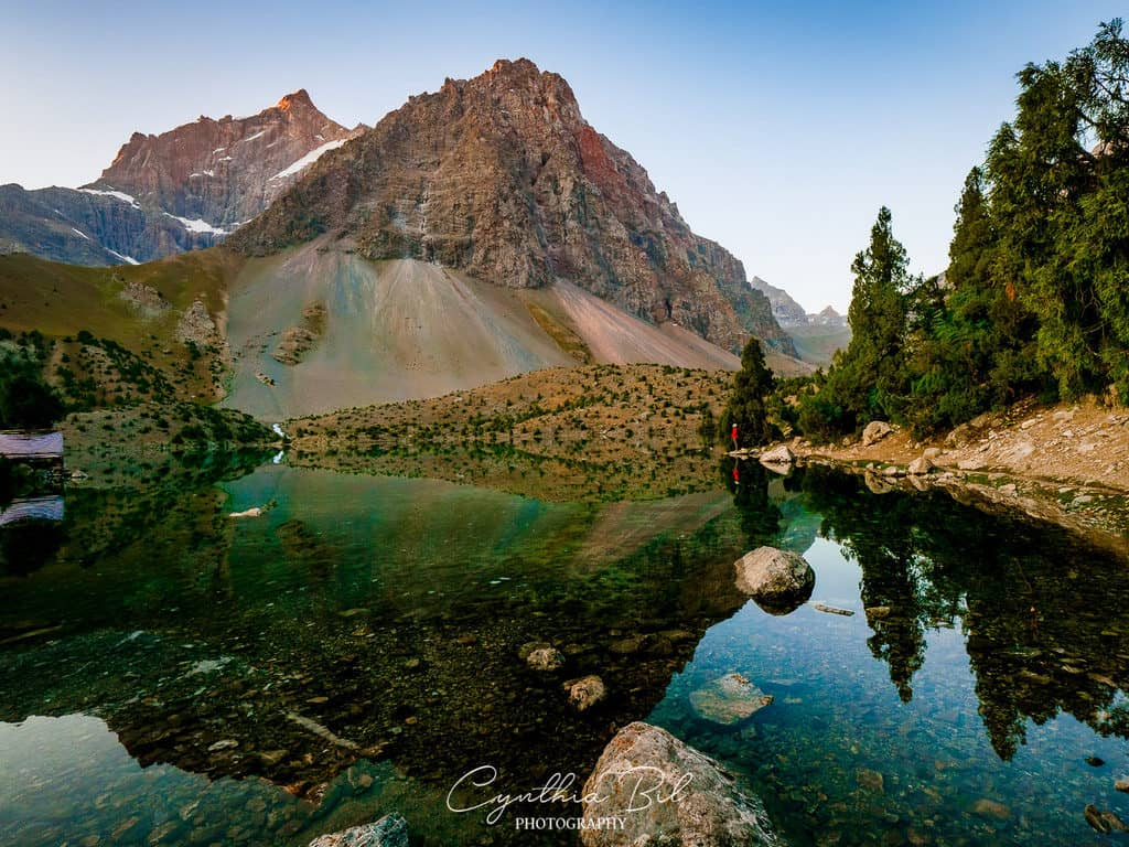 Alauddin Lakes/ Alovadin Lakes Tajikistan