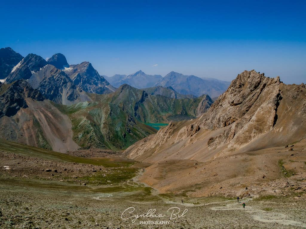 Trekking in the Fann Mountains Tajikistan