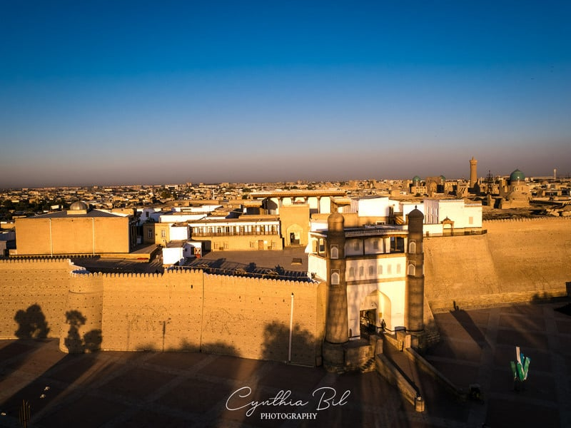 attractions of Bukhara