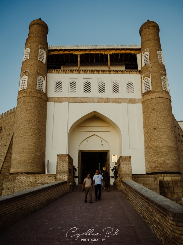 sights of Bukhara