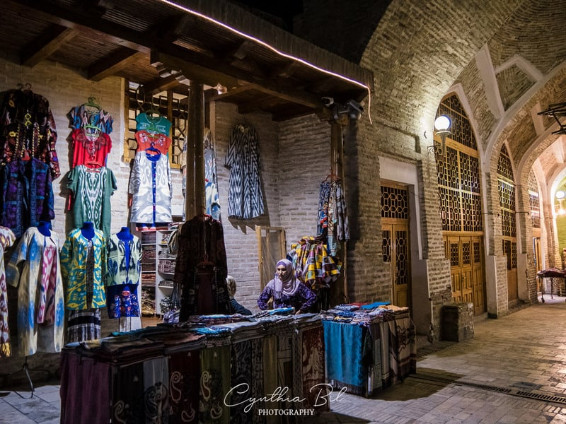 cool things to do in Bukhara