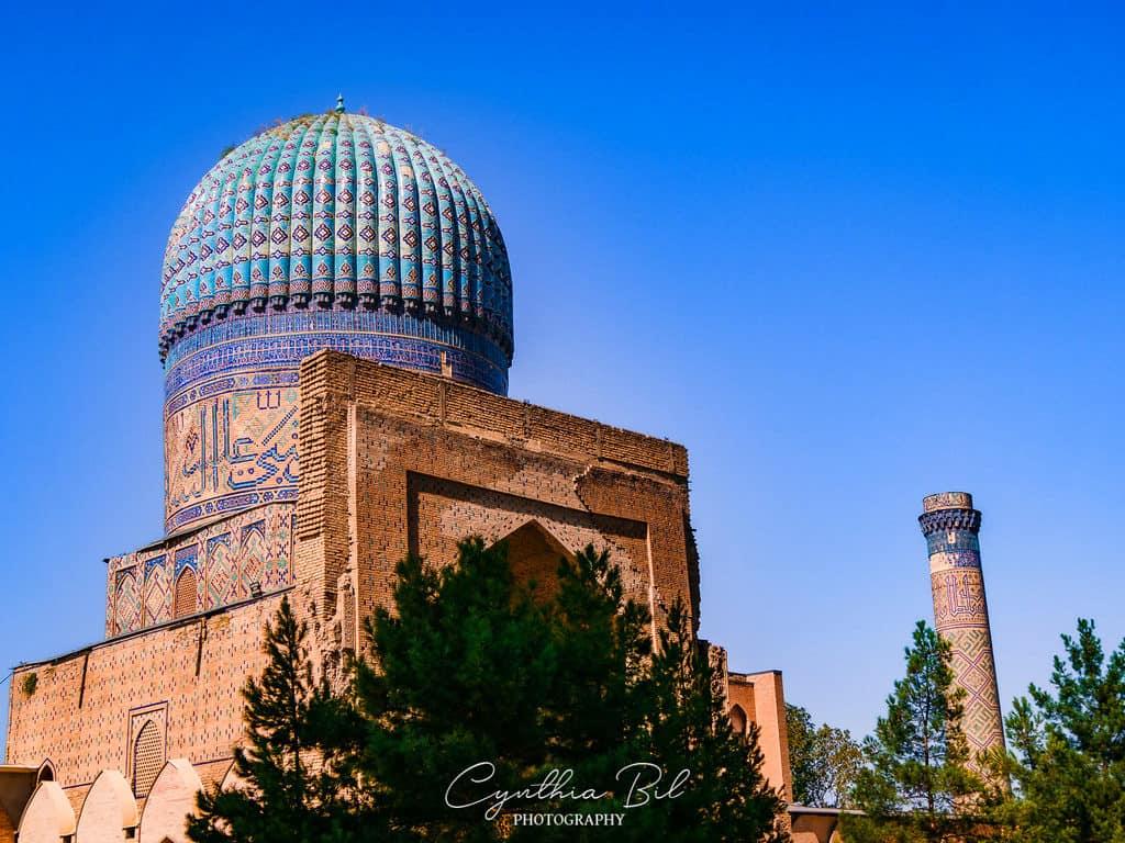 Bibi Khanym Mosque Registan Samarkand