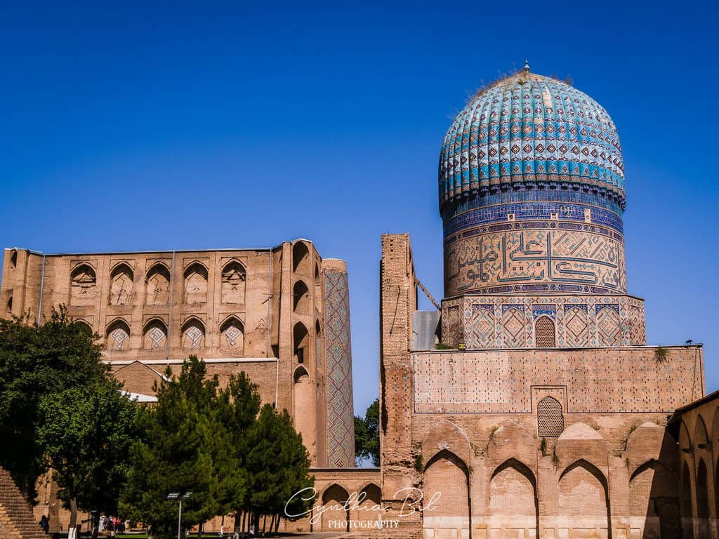 Bibi Khanym Mosque Registan Samarkand - Attractions Samarkand