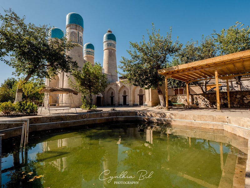 interesting buildings of Bukhara