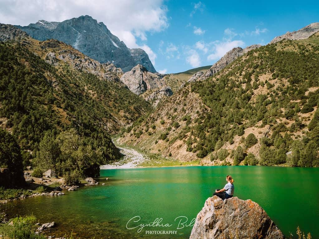 Photos of the Fann Mountains in Tajikistan