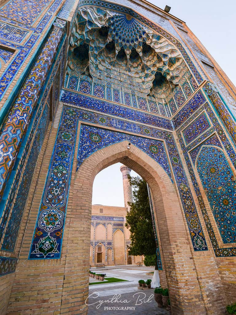 Gur-i-Amir - places to visit Samarkand Uzbekistan - Journal of Nomads