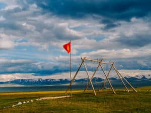 How to Hike Independently to Lake Song Kol in Kyrgyzstan with Two Itineraries