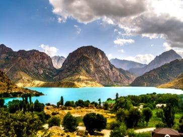 Things to do at Iskanderkul Lake Fann Mountains Tajikistan - Journal of Nomads