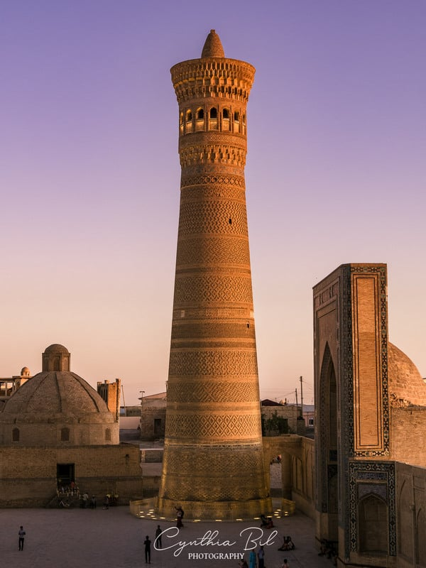 things to do at night in Bukhara