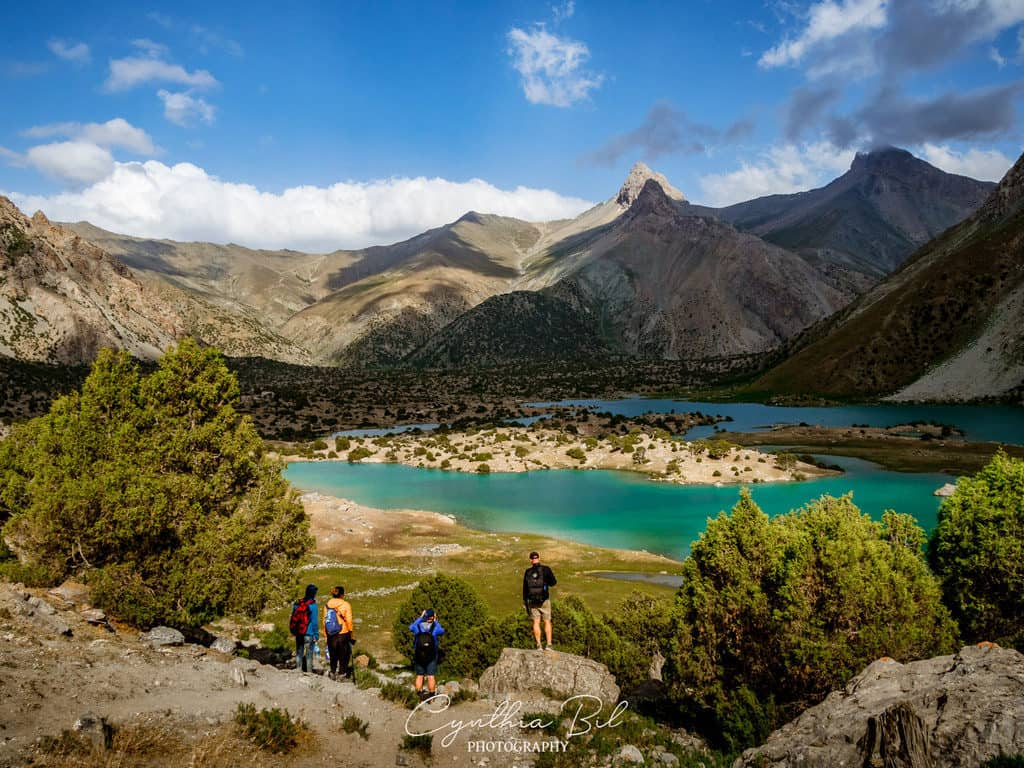 Trekking Fann Mountains Tajikistan - Trekking to the Kulikalon Lakes