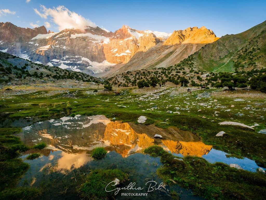 Kulikalon Lakes Fann Mountain Tajikistan