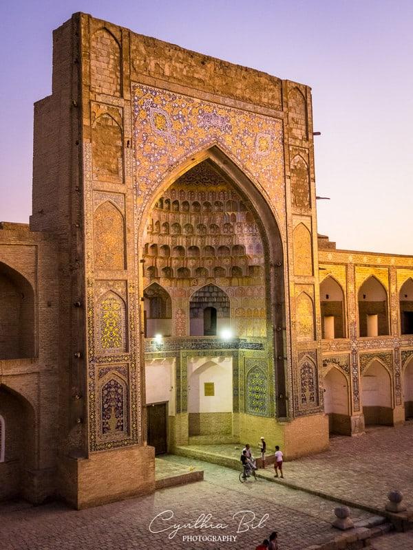Bukhara Uzbekistan - Madrasa