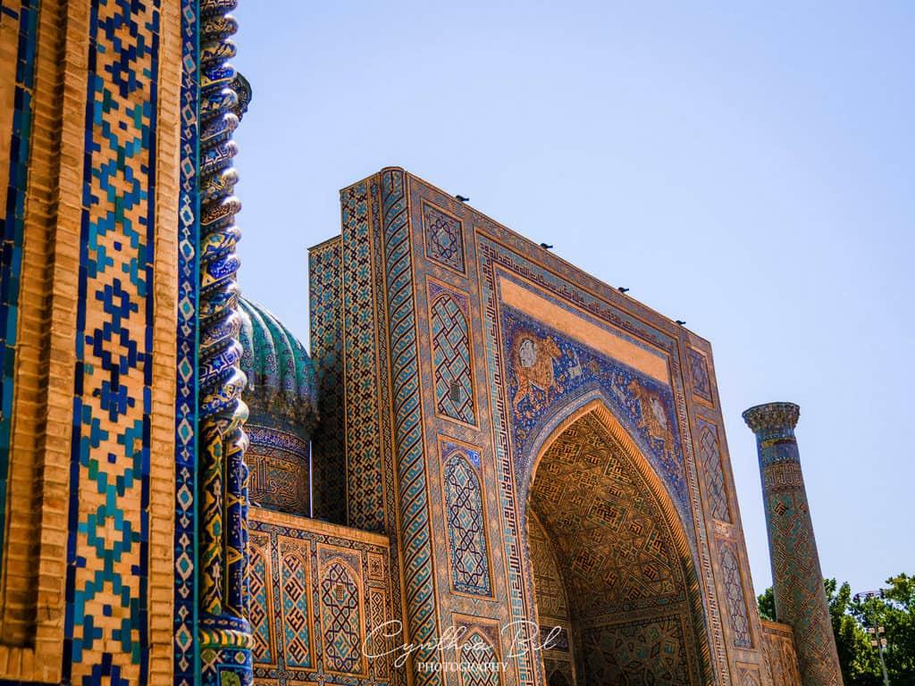 Sher-Dor Madrasah - Registan - Samarkand - Uzbekistan