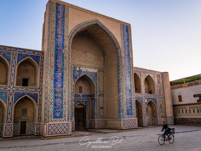 monuments of Bukhara