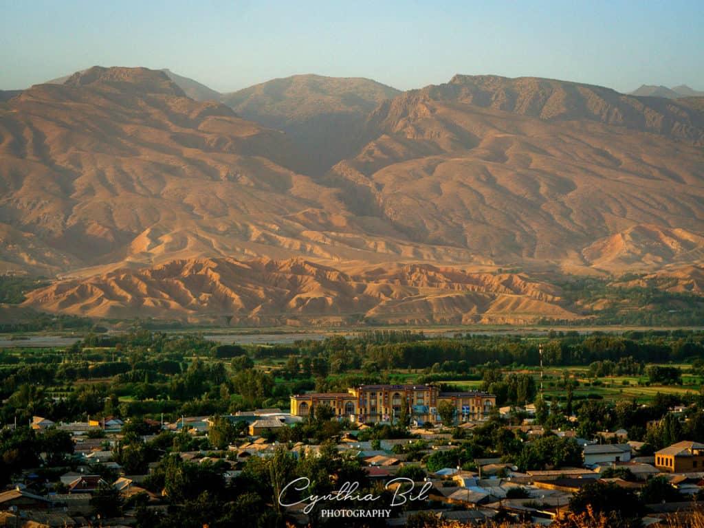 Penjakent Tajikistan Fann Mountains - Journal of Nomads