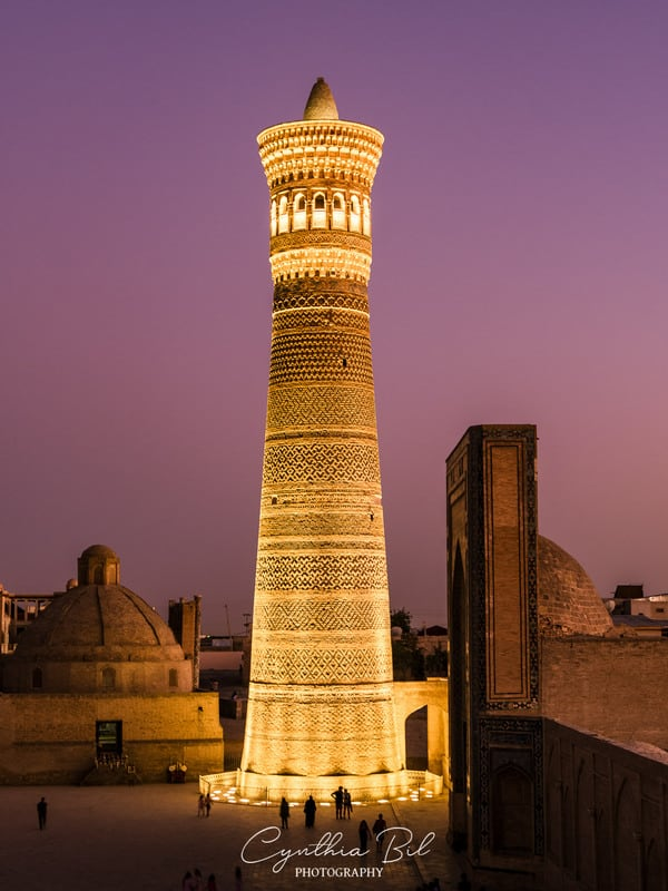 discovering Bukhara