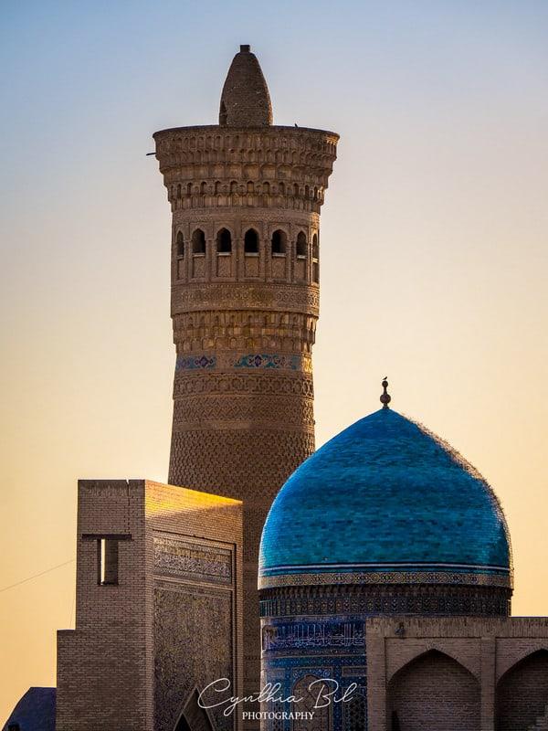 Visiting Bukhara