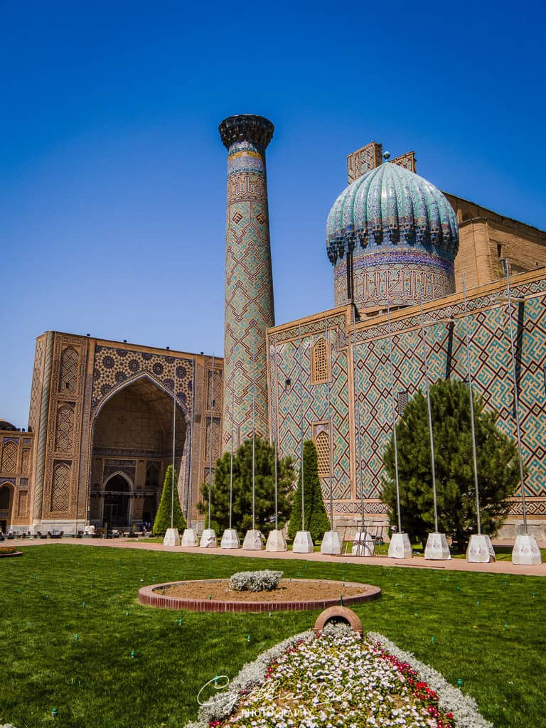 Registan Samarkand Top Places to visit - Uzbekistan - Journal of Nomads