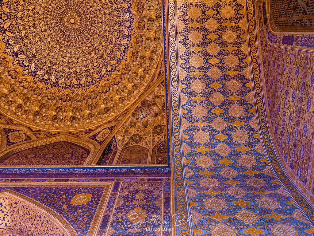 Mosque Registan Samarkand Uzbekistan