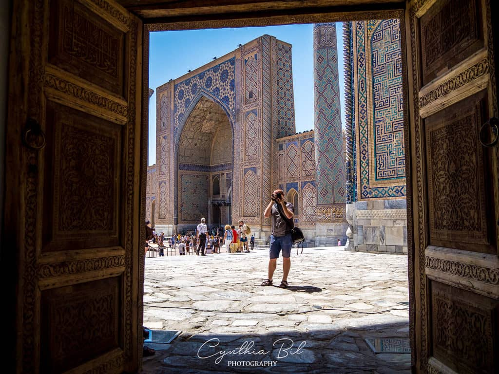Registan - Places to see Samarkand - Uzbekistan - Journal of Nomads