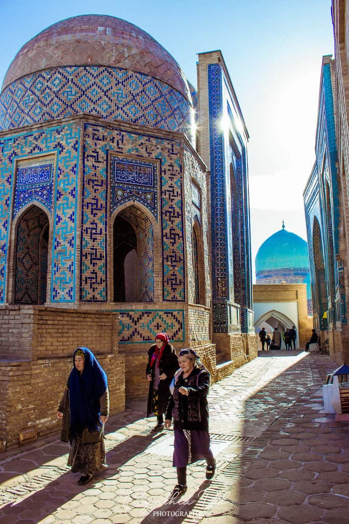 When is the best time to visit Samarkand Uzbekistan - Journal of Nomads