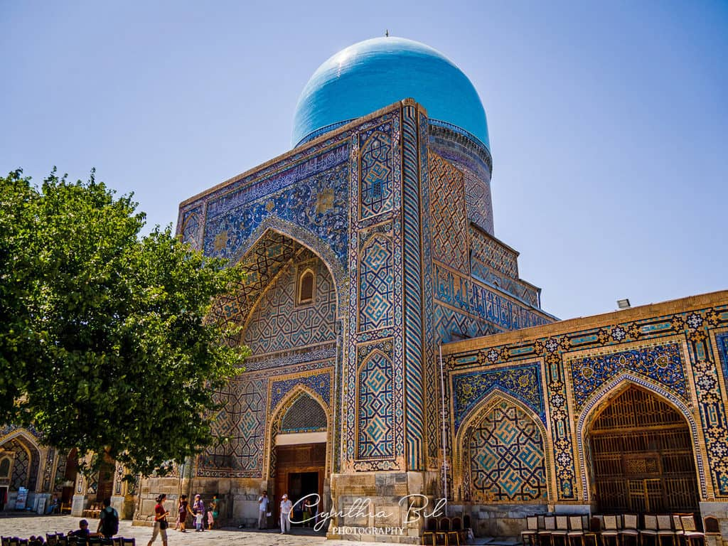 Is Samarkand Safe - Journal of Nomads